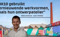 OK10 behoort tot de rijke historie van Dura Vermeer