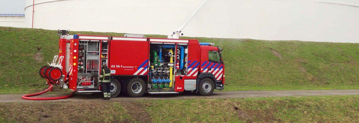 Bedrijfsbrandweer Oostkracht10