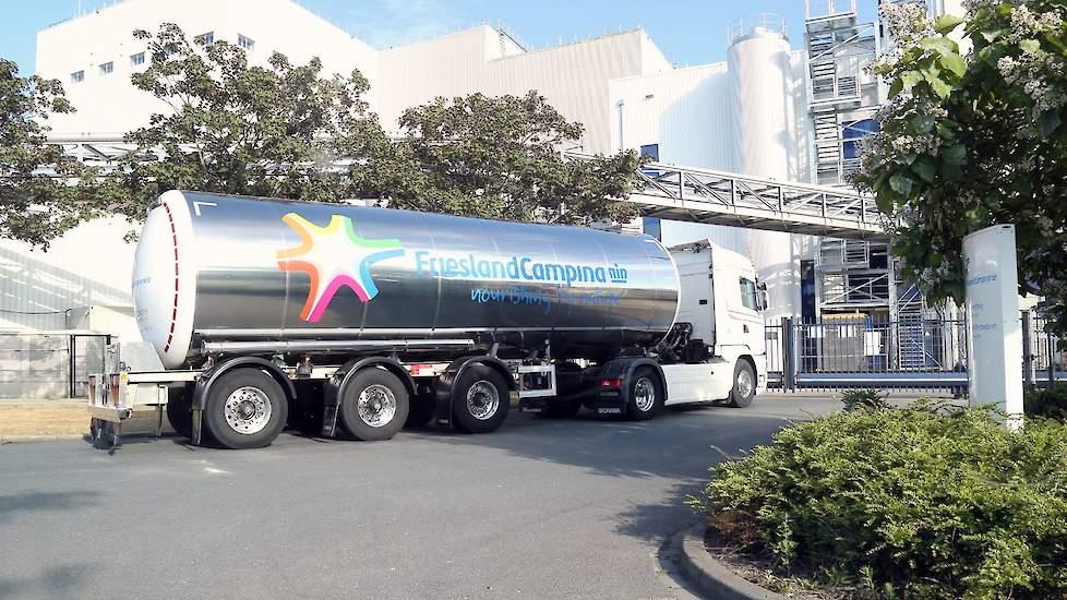 HSE ondersteuning Friesland Campina Borculo en Lochem